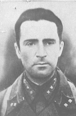 Горелик Соломон Аронович, воентехник 2 ранга, помощник командира по тех. части