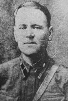 Руденко Иван Ильич, капитан, командир мотострелкового батальона