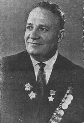 Шашло Тимофей Максимович, ст. сержант, командир танка