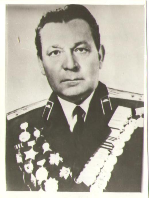 Середа Митрофан Кириллович, майор, зам. комбрига 6-й танковой бригады