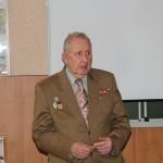 ветеран армии Солдатенко В.А.