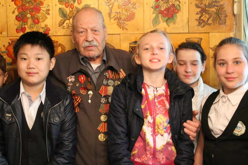 5 В в гостях у Филатова Николая Ивановича